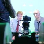 Short film shoot